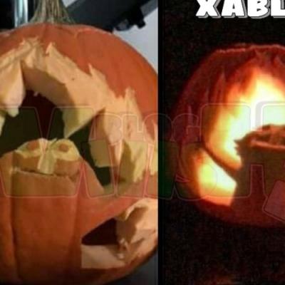Xablau de Halloween