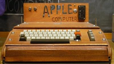 Apple 1: O primeiro produto da história da Apple Computers faz 45 anos