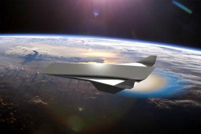 Cientistas constroem motor que pode impulsionar um avião a 17 vezes a velocidade