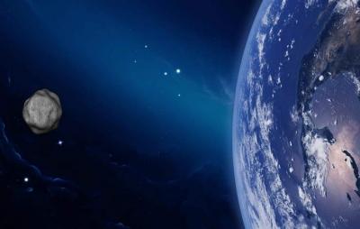 Asteroide passa a 42 mil km da Terra e com velocidade de 78 mil km