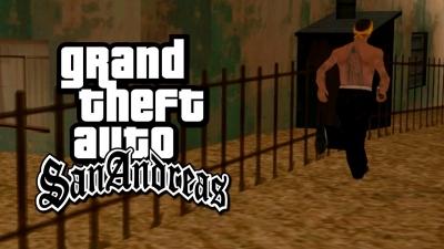 GTA San Andreas #09 Covarde fugitivo
