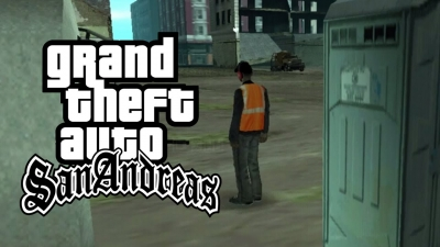 GTA San Andreas #35 desconstrução