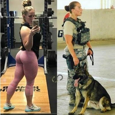 Mulheres de uniforme militar lindas 2021