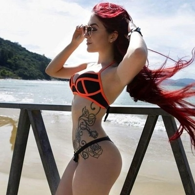 Diana Zambrozuski, a musa streamer de League of Legends