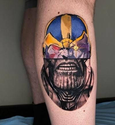 Tatuador mistura realismo com desenhos, veja o resultado #2