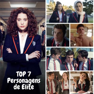 TOP 7 - Personagens de Elite