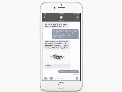Apple Business Chat estreia no Brasil em parceria com a Porto Seguro