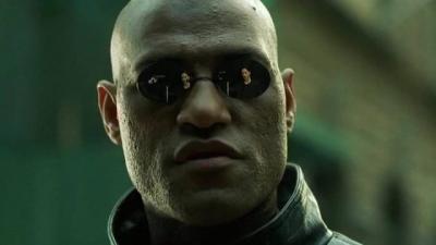 Morpheus não estará em Matrix 4