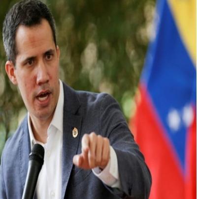 Guaidó propõe pacto a Maduro para realizar 2021