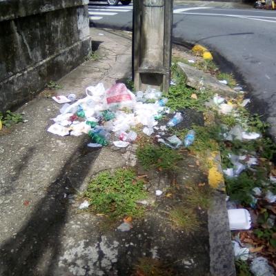 Ponto de lixo
