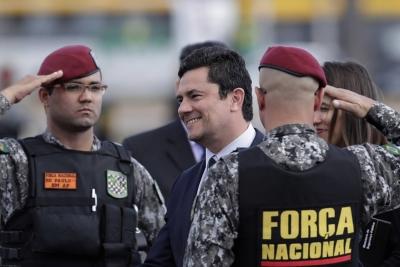 Novas mensagens levam Moro e Lava Jato à Venezuela