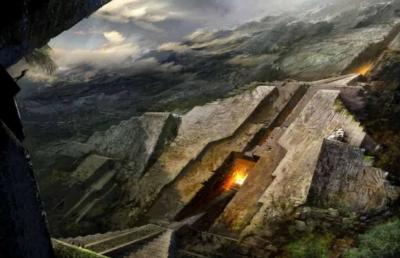 Estarão as estruturas encontradas na Africa relacionadas aos Anunnaki?