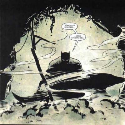 Batman Ano UM- Critica da HQ: O Nascimento do Morcego – o Medo e as Motivações