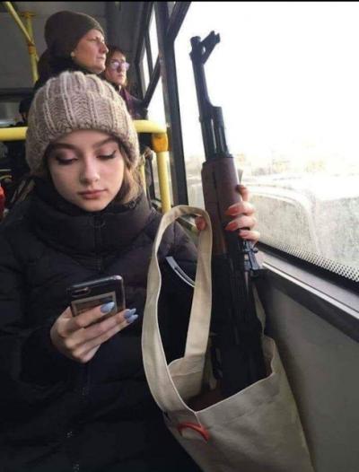 Imagens mostram coisas que só acontecem na Rússia