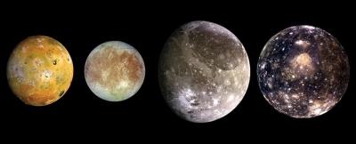 As luas de Júpiter são mais quentes do que deveriam