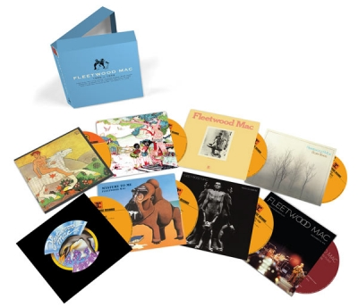 Caixa com 8 CDs revê a primeira fase do Fleetwood Mac
