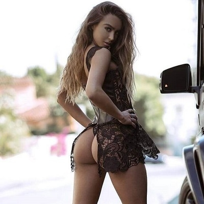 Sommer Ray, a musa do bumbum mais bonito do Instagram