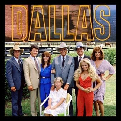 Dallas - estreou no Brasil no início da década de 1980 pela Rede Globo.