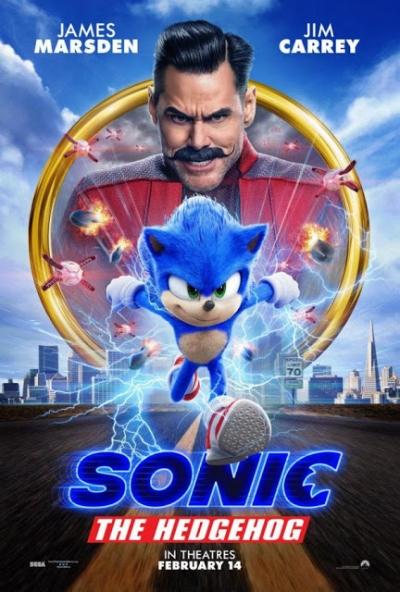 Confira o trailer do novo Sonic, com o novo design