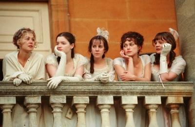 Jane Austen, Charlotte Brontë e Outras Heroínas Românticas no Cinema