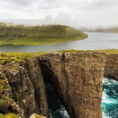 Lugares surpreendentes do mundo que parecem ser de mentira