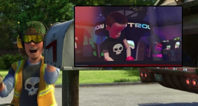 Os 22 melhores easter eggs dos filmes da Pixar