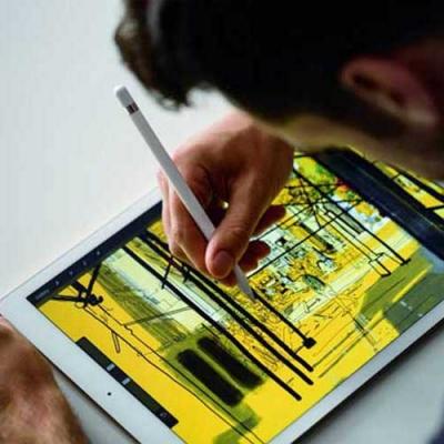 Os futuros lápis da Apple podem simular a sensação de escrever no papel