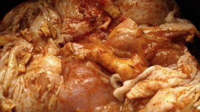 Receita: frango com gengibre na AirFryer