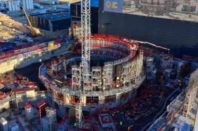Energia limpa: Maior ímã do mundo vai ser usado em reator de fusão nuclear na Fr