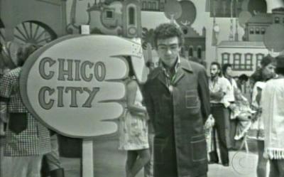 Chico City e a projeção de Chico Anysio na televisão.