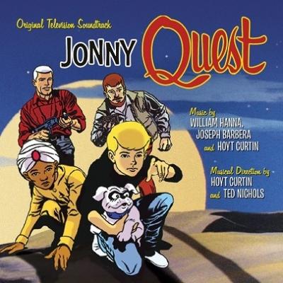 Jonny Quest - Marcaram o início de uma nova fase para os desenhos animados.