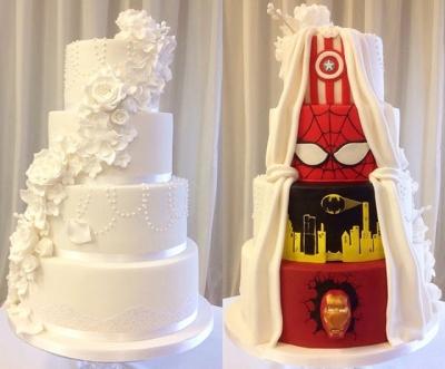 Os bolos de heróis mais incríveis que você vai ver hoje