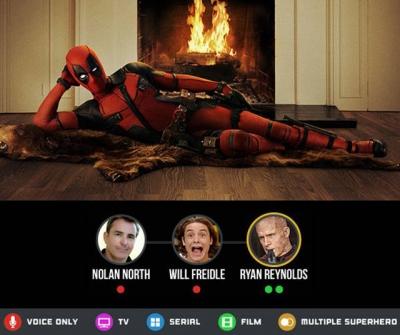 Veja quem já interpretou seus heróis favoritos