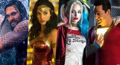Warner vai ao exagero e quer lançar 4 filmes da DC por ano