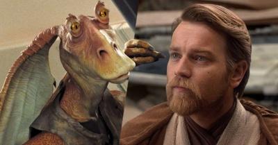 Jar Jar Binks não deve aparecer na série de Obi-Wan Kenobi