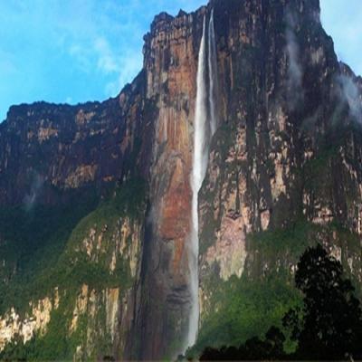 A maior cachoeira do mundo