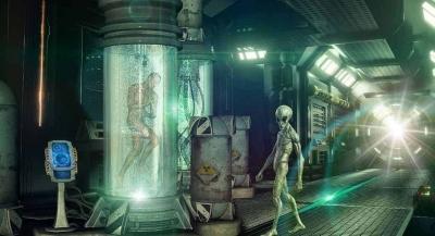 Alienígenas administram uma base secreta, no Novo México, afirma a teoria da con