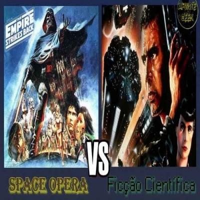 O que são Filmes Space Opera x Ficção Científica?