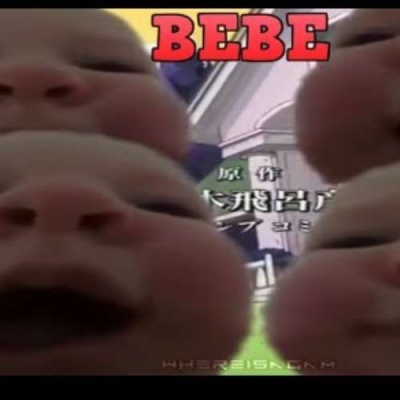 Esse meme do bebê é muito sensacional!