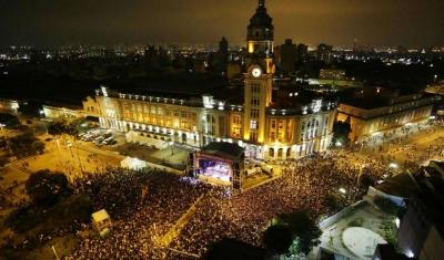 Virada Cultural em São Paulo terá palco dedicado inteiramente à música gospel