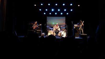 Carl Palmer – Teatro Municipal de Niterói – 26/5/2018