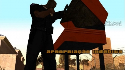 GTA San Andreas #73 Apropriação indébita