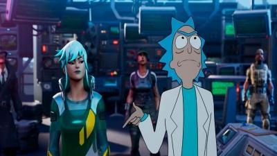 Fortnite: Rick, de Rick e Morty chega para Temporada 7