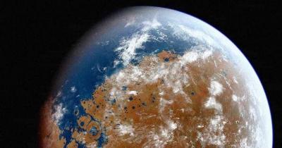 O que aconteceu com toda a água de Marte? Será que ainda está lá?