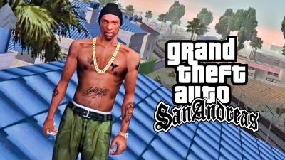 GTA San Andreas #08 Og log