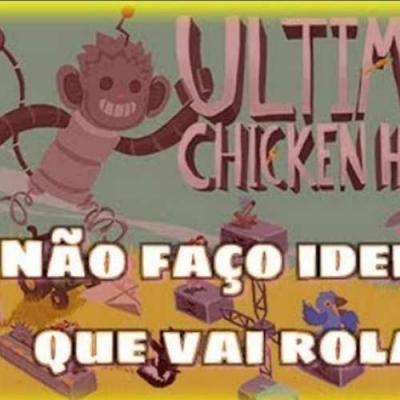 Ultimate Chicken Horse e Stick Fight - A live de Sexta!