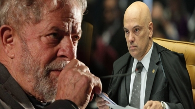 Ministro Alexandre Moraes nega pedido de liberdade a Lula