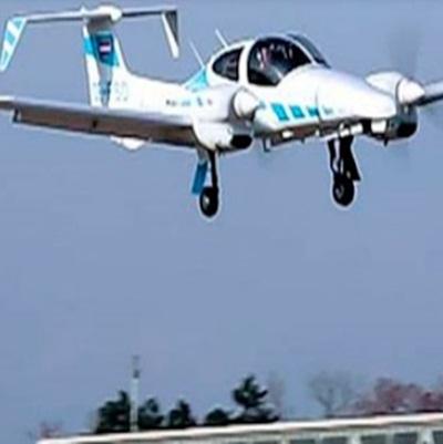 Cientistas alemães criam avião
