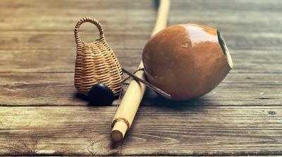 Instrumentos da capoeira