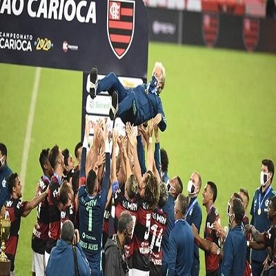 Flamengo volta a bater o Fluminense e fatura 36º título do Carioca